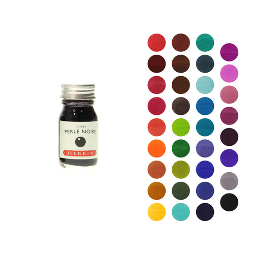 Herbin fountain pen ink - 10ml