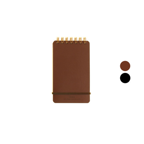Midori Grain notepad - LINED / BLANK
