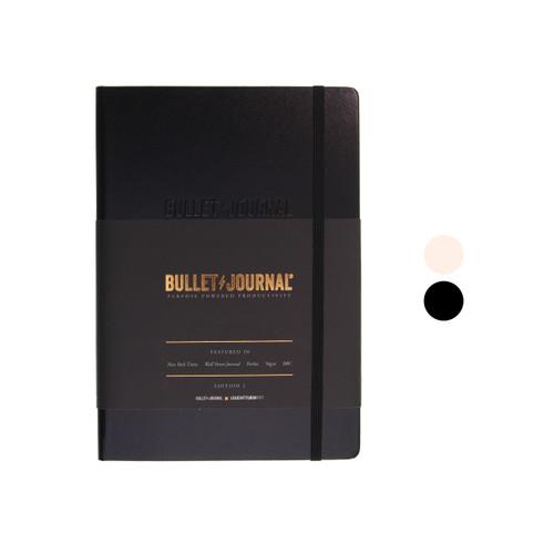 Leuchtturm1917 notebook - A5 DOTTED - Bullet Journal edition 2