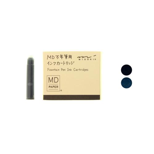 MD Paper fountain pen ink cartridges