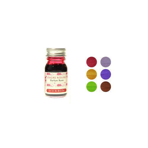 Herbin Scented fountain pen ink - 10ml