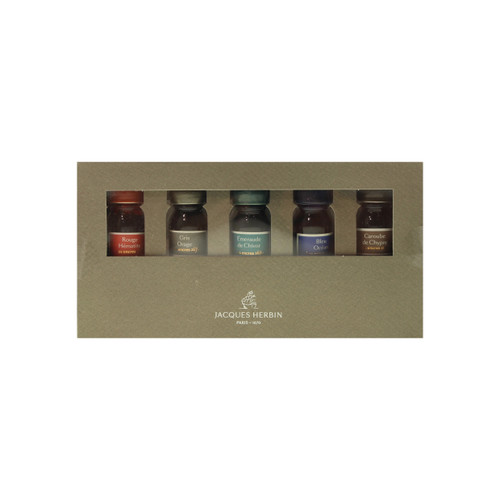 Jacques Herbin 1670 Anniversary fountain pen ink set
