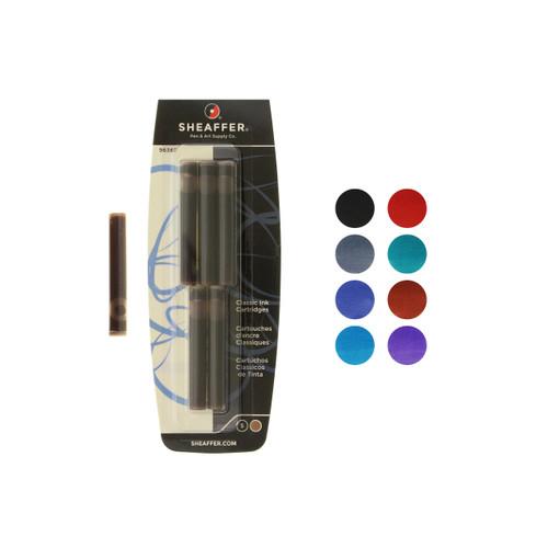 Sheaffer fountain pen ink cartridges