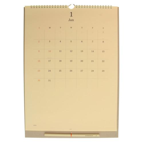 MD Paper 2022 wall calendar