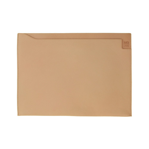 MD Paper notebook bag - LEATHER - A5 horizontal