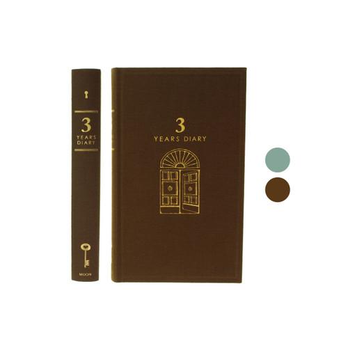 Midori 3 Year diary