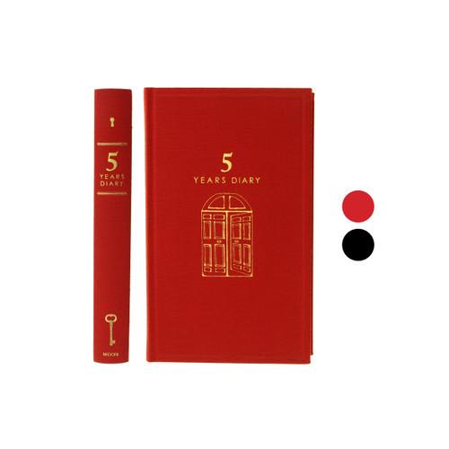 Midori 5 Year diary