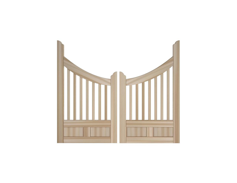 Windsor Double Gate Panels