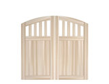 Rose City Double Gate Panels(w/o jambs)