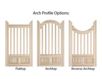 Windsor Made-To-Fit Gate Packages