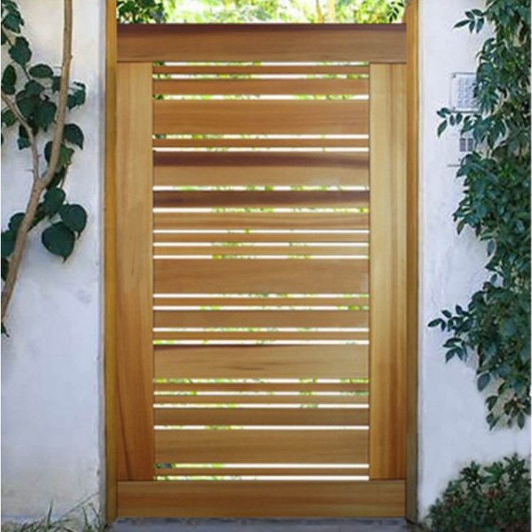 Monterey Custom Size Gate, PreHung with Hardware