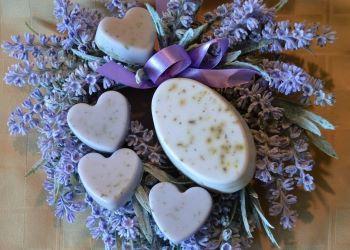 Lavender Exfoliant