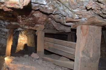 Shoring Inside Mine - #456