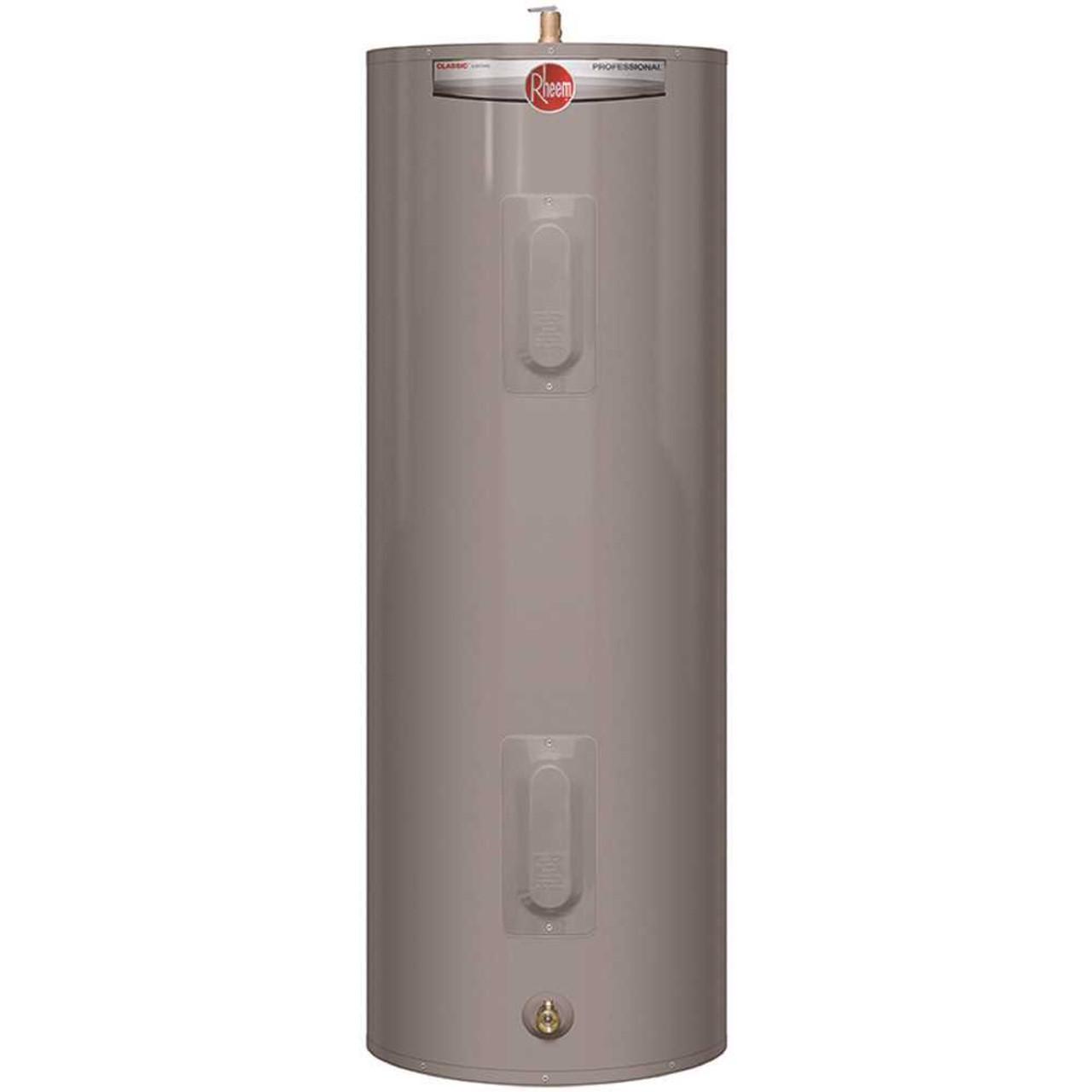 Rheem Professional Classic 40 Gal. Medium 6 Year 240-VAC 4500-Watt Electric Water Heater - Item # 2487237, Rheem Part # PROE40 M2 RH95, UPC Code 020352650265