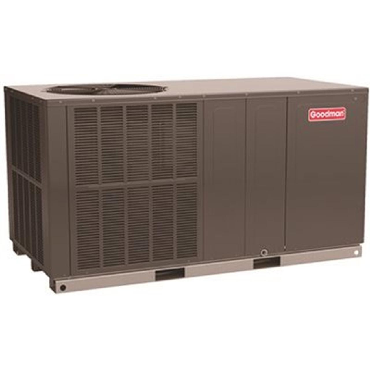 Goodman 2.5 Ton 28,400 BTU Packaged Terminal Air Conditioning Item # 2481271|Goodman Part # GPC1430H41|UPC Code 663051524774|UNSPSC Code 40101704