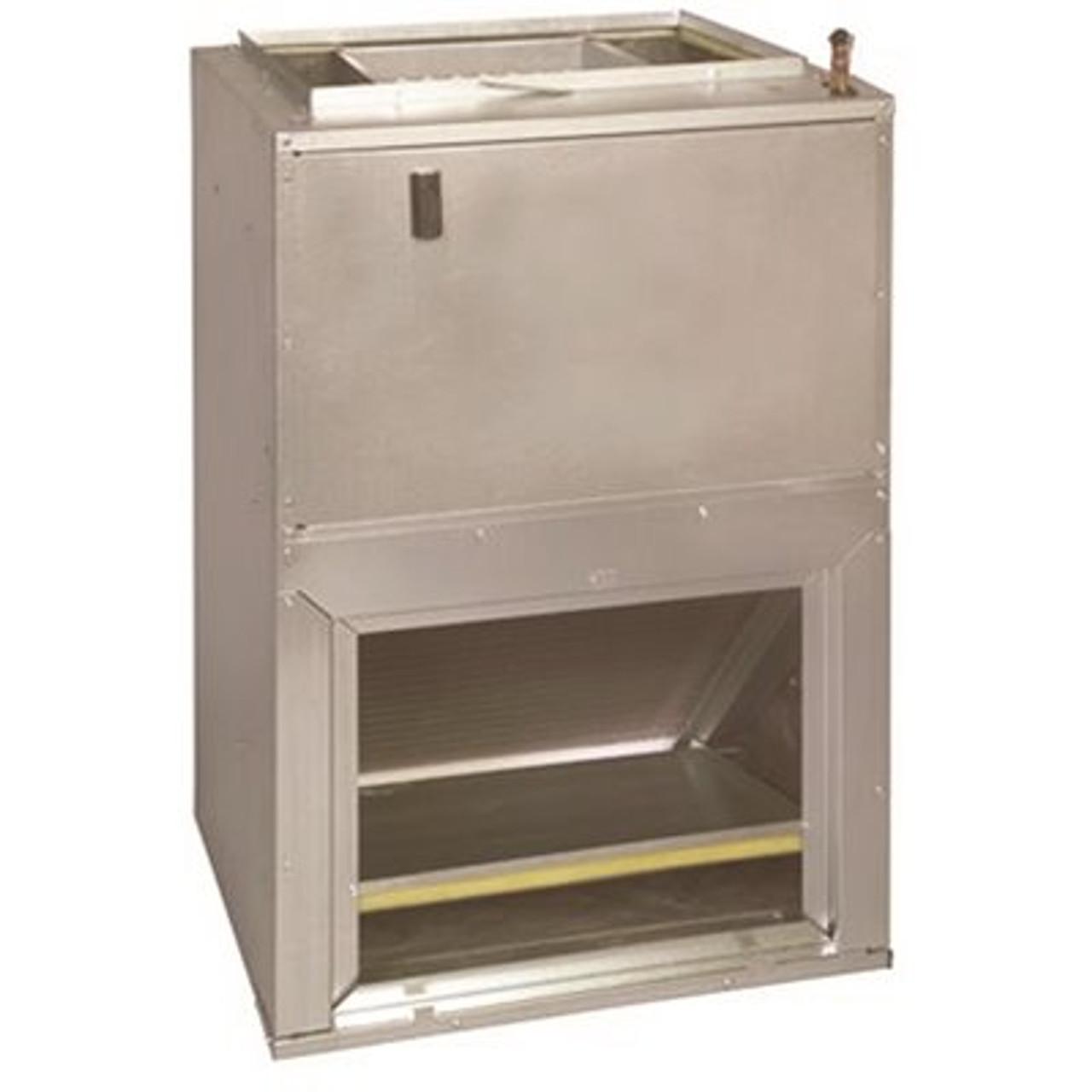 Goodman 30000 BTU 2.5 Ton Vertical Wall Mount Air Handler with Electric Heat - 5 kW - Item # 2493876, Goodman Part # AWUF310516, UPC Code 663051525450