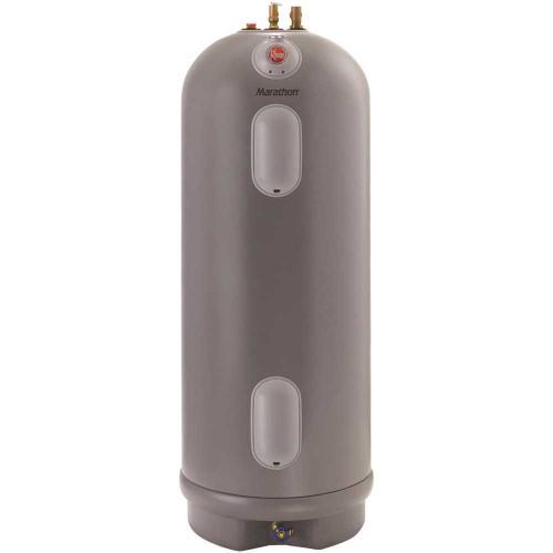 Rheem Marathon 50 Gal. Tall 4500/4500-Watt Elements Non Metallic Lifetime Electric Tank Water Heater Item # 205466186 Rheem Part # MR50245 UPC Code 020352635880