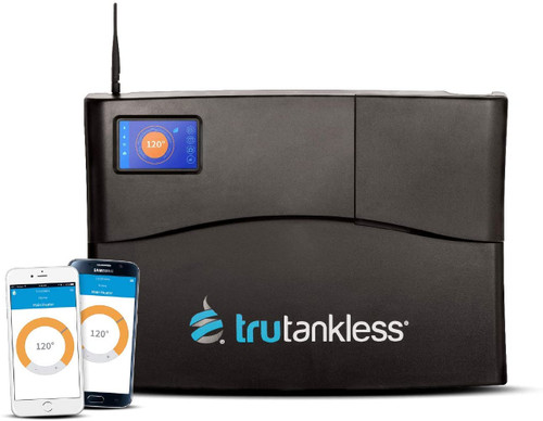 trutankless 7.5 GPM Residential Electric Tankless Water Heater Item # 314294149|trutankless Part # TR|UNSPSC Code 40101825