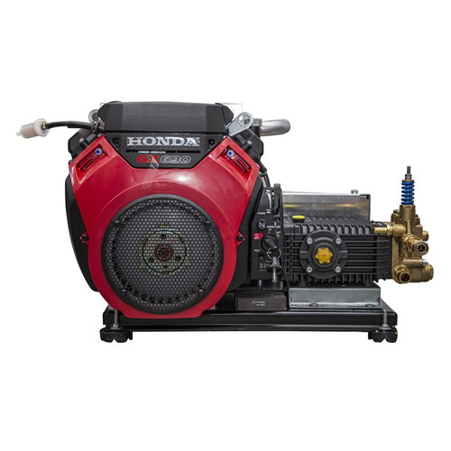 3,500 PSI - 8.0 GPM Gas Pressure Washer with Honda GX690 Engine and General Triplex Pump PART NUMBER: B3524HTBG