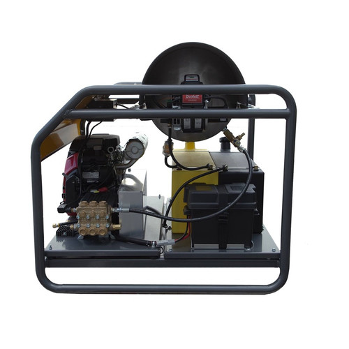 3,000 PSI - 8.0 GPM Hot Water Pressure Washer with Honda GX690 Engine and General Triplex Pump