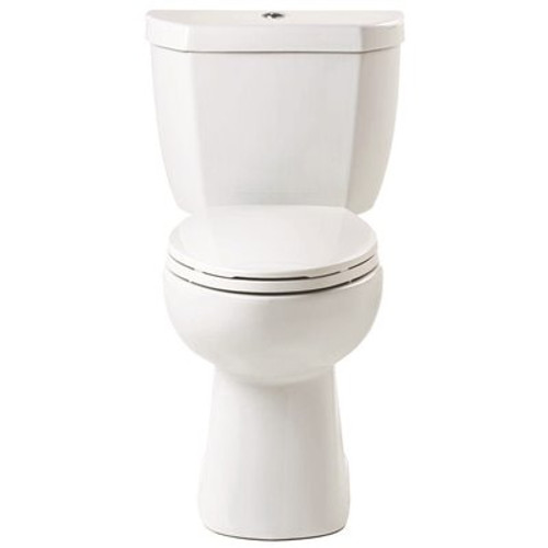 Niagara Stealth 2-Piece 0.8 GPF Ultra-High-Efficiency Single Flush Elongated Toilet in White Item # 3557129|Niagara Stealth Part # 77000WHAI1/N7714 N7717|UPC Code 732291770002|UNSPSC Code 30181505