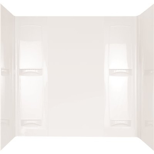 Pro-Series 60 in. W x 57 in. H Five Piece Glue Up Tub Surrounds in High Gloss White Item # 3586195 Delta Part # 40154 UPC Code Pro-Series 60 in. W x 57 in. H Five Piece Glue Up Tub Surrounds in High Gloss White Item # 3586195 Delta Part # 40154 UPC Code 720416004019 UNSPSC Code 30181507 UNSPSC Code 30181507
