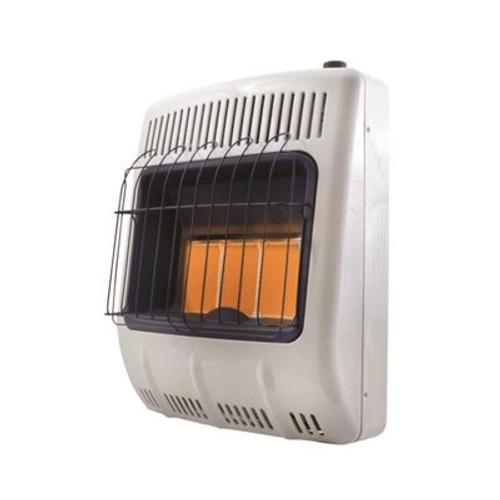 Heatstar 18,000 BTU Vent-Free Radiant Propane Heater with Thermostat and Blower Item # 3578082|Heatstar Part # HSSVFRD20LPBT|UPC Code Heatstar 18,000 BTU Vent-Free Radiant Propane Heater with Thermostat and Blower Item # 3578082|Heatstar Part # HSSVFRD20LPBT|UPC Code 856795000738|UNSPSC Code 40101819|UNSPSC Code 40101819