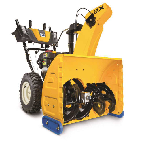 Cub Cadet 2X 26 in. 243 cc Two-Stage Gas Snow Blower with Electric Start, Power Steering and Steel Chute Item # 3580606|Cub Cadet Part # 2X 26 HP|UPC Code 043033580873|UNSPSC Code 22101531