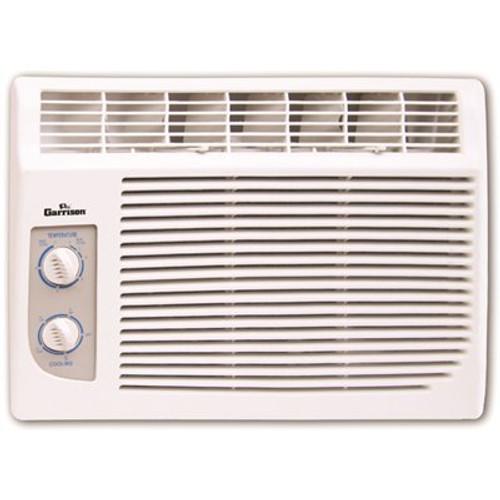Garrison 5,000 BTU Window Air Conditioner 115-Volt Cool Only Item # 311410574|Garrison Part # MWHUK-05CMN8-BCK0|UPC Code 810004810068|UNSPSC Code 40101701