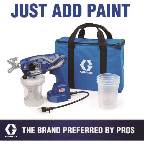 Graco TC Pro Corded Airless Paint Sprayer Item # 3570786|Graco Part # 17N163|UPC Code 755652390138|UNSPSC Code 31211908