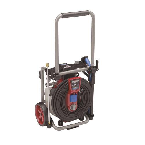 Briggs & Stratton 2000 PSI 3.5 GPM Electric Pressure Washer with POWERflow Plus Technology - Item # 3577840, Briggs & Stratton Part # 020667, UPC Code 011675206673