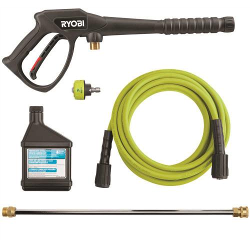 RYOBI 3100 PSI 2.3 GPM Cold Water Gas Pressure Washer Honda - Item # 317061018, RYOBI Part # RY803023, UPC Code 046396037879