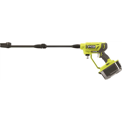 RYOBI ONE+ 18V EZClean 320 PSI 0.8 GPM Cordless Cold Water Power Cleaner with Battery and Charger - Item # 312910331, RYOBI Part # RY120352K, UPC Code 046396033420