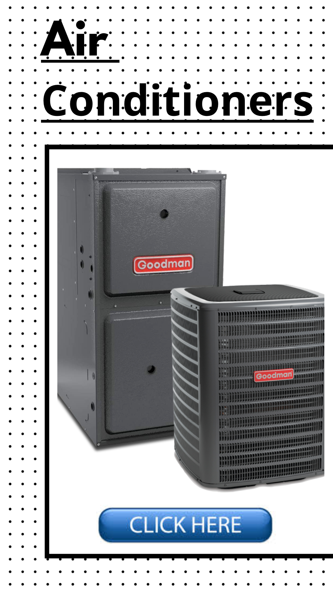 HVAC Replacement Units