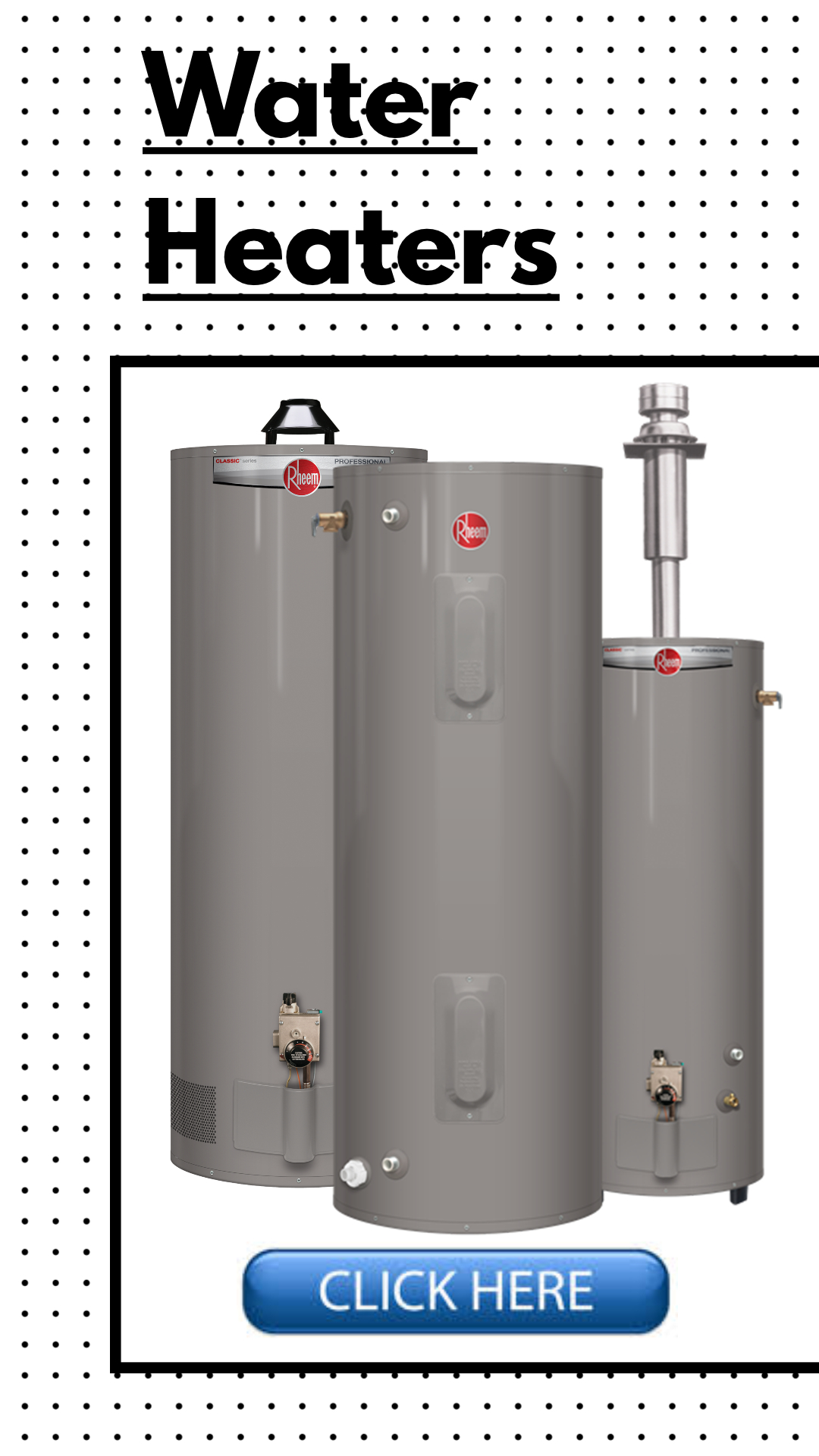 Water Heaters Replacement