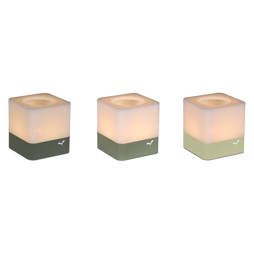 Cuub Tealight Holders by Fermob