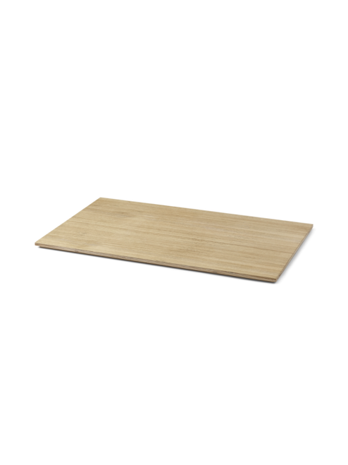 Tray for Plant Box Large - Wood - Oil