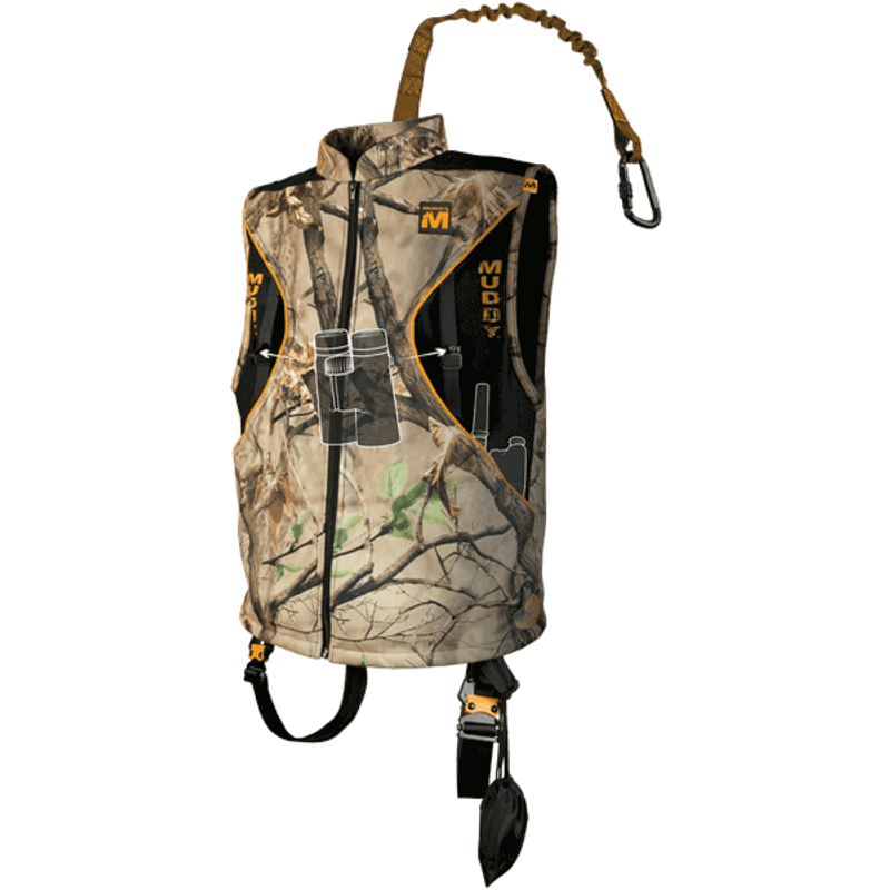 Muddy Top Flight harness Combo