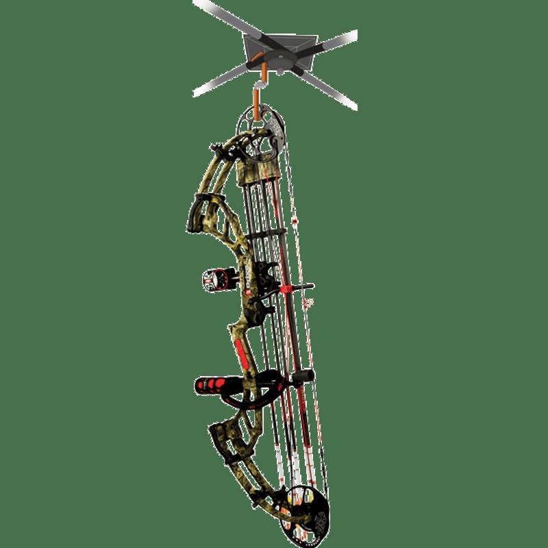 Ground Blind Mini-Bow Hanger 2 Pack
