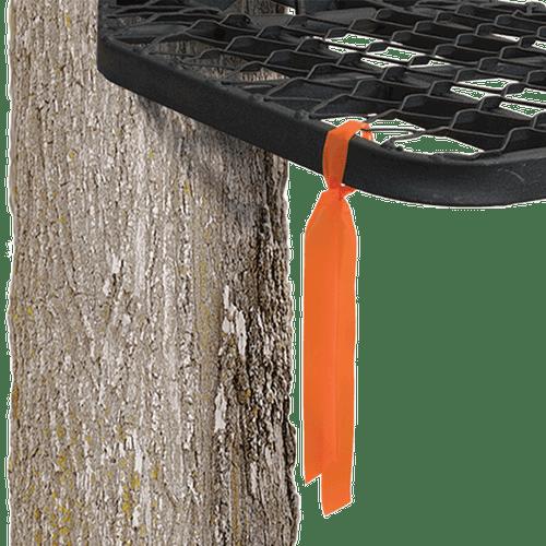 Reflective Marking Tape Muddy Outdoors
