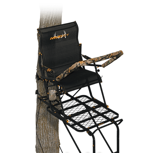 The Boss Hawg Ladder Stand