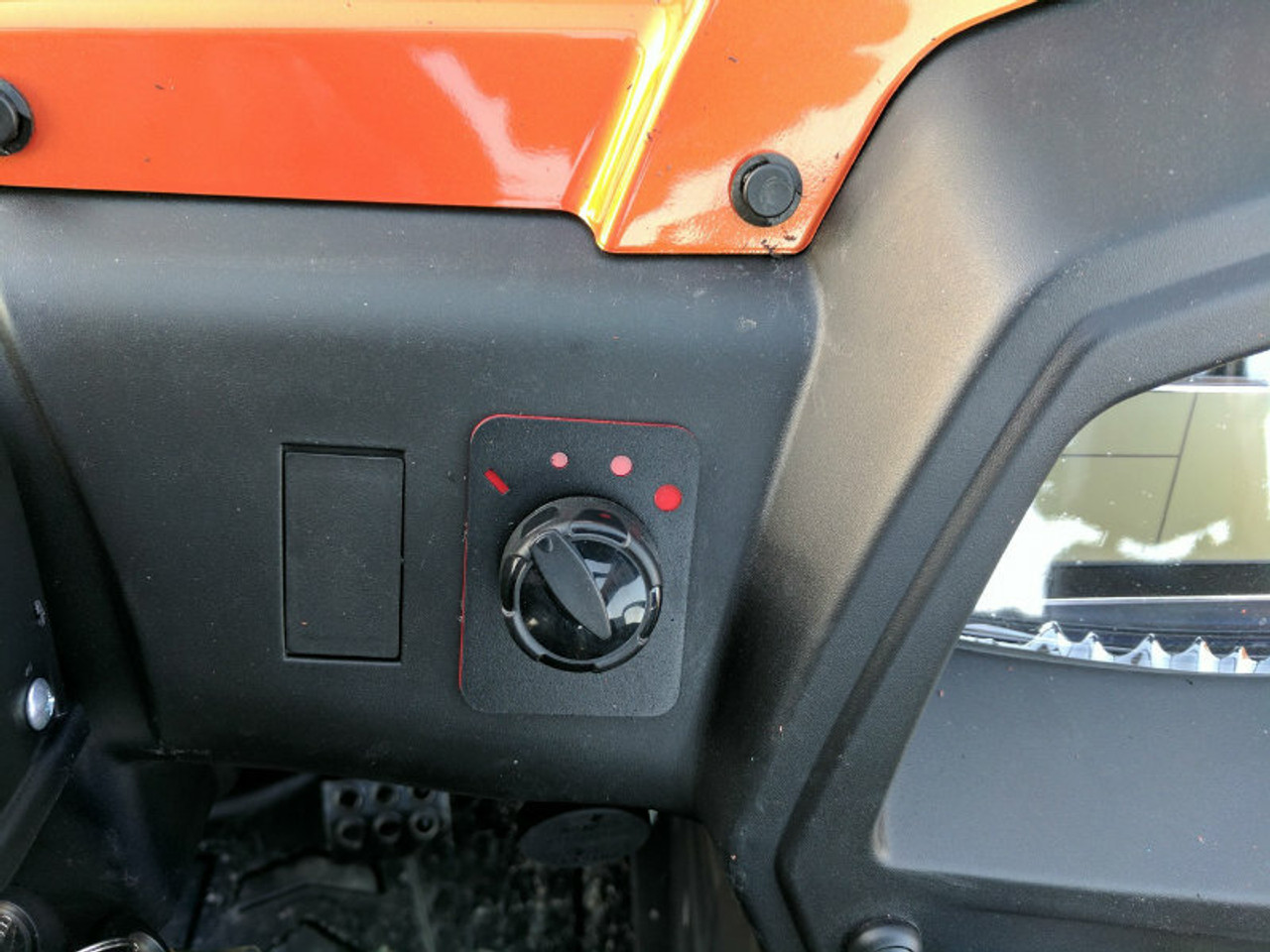 Ice Crusher Under Hood Cab Heater CFmoto UForce 500 and 800