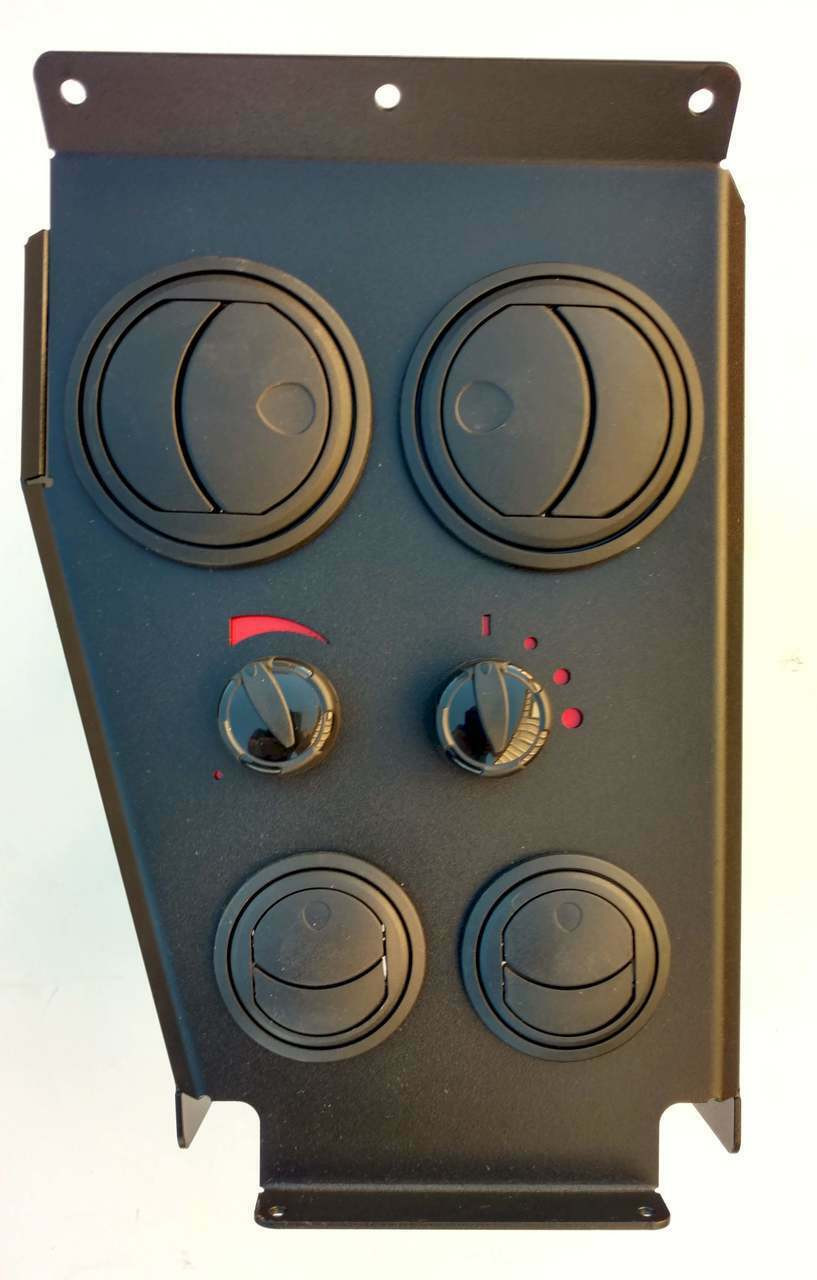 Please Note: New switch and heat control design
