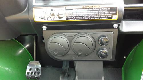 Ice Crusher Compact Below Dash Heater for John Deere 625i