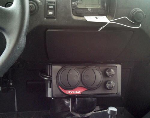 Kawasaki Teryx 750 (2008-2013) - Ice Crusher Cab Heater