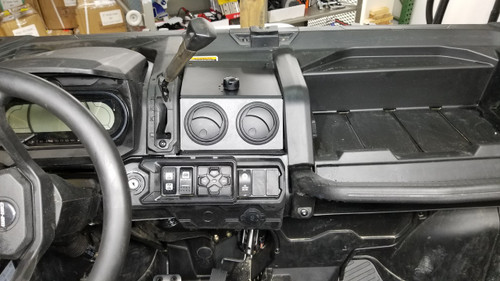 Can-Am Defender HD5/HD8/HD10 - Ice Crusher Cab Heater (2020-2021)