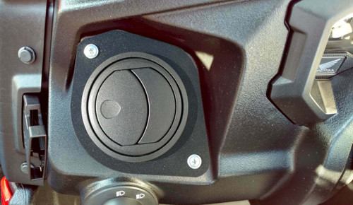 Ice Crusher Cab Heater for Honda Pioneer 1000