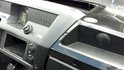 Kawasaki Mule Pro FXT/FX/FXD Under Hood (2015-2021) - Ice Crusher Cab Heater