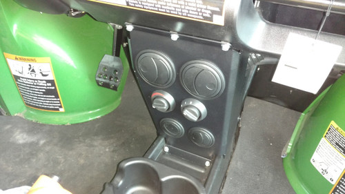 Ice Crusher Cab Heater for John Deere Gator 825i and 855D