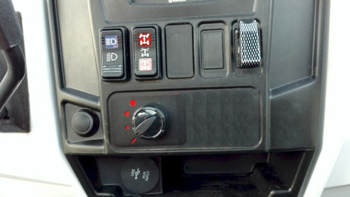 """Polaris Ranger 570 with """"Pro Fit"""" Roll Cage - Ice Crusher Cab Heater (2015-2016)"""